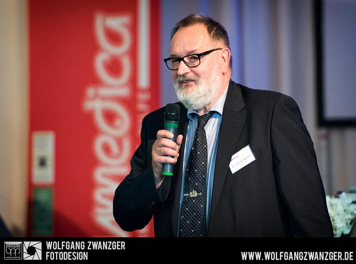 Humedica - Dr. Georg Müller - Vorstand