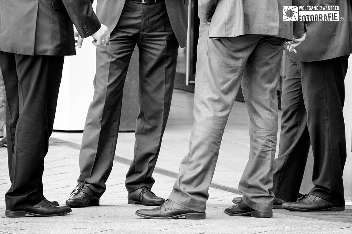 Beziehungen bei Businessfotografie